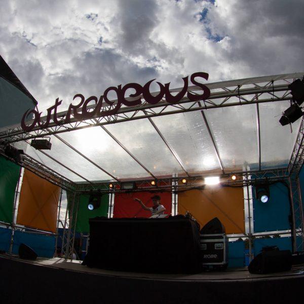 Outrageous Festival 2012 Foto 3