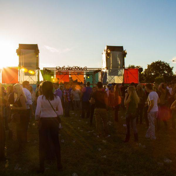 Outrageous Festival 2012 Foto 6