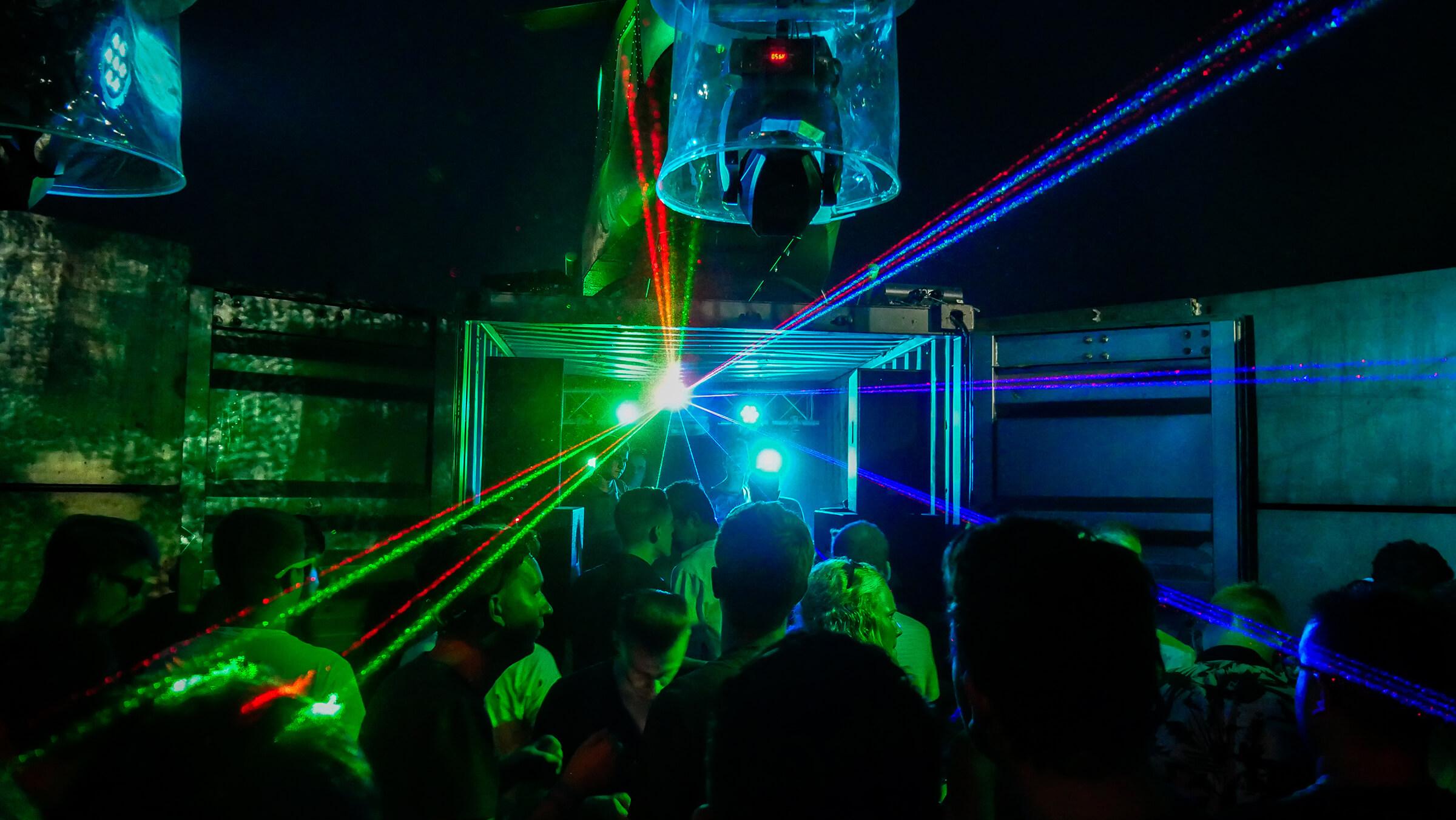 Sfeerfoto Outrageous Festival 2018